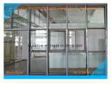Mur-rideau en verre pour bâtiment