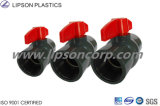 Vávula de bola industrial del PVC CPVC Dn110
