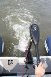 Elektrische Buitenboord het Met een sleeplijn vissen van gelijkstroom Motor voor Zoet water & Zout Water