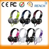 Baß-Kopfhörer-Form-Kopfhörer-Freisprechmusik-Kopfhörer