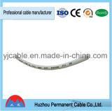 cable trenzado conductor de cobre de Thw del solo cable del aislante del PVC 16AWG