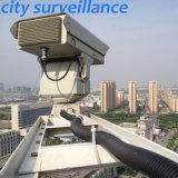 Câmera de lente térmica e visível de alcance médio para prevenção de incêndio