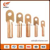 Lug dt compresión de alambre de cobre Cable Terminal