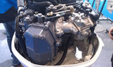 Снаружи двигателя 5HP 4цикл