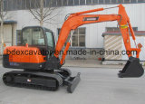 Excavatrice neuve 5.5ton de chenille de Baoding mini