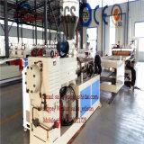 세륨 SGS TUV ISO 증명서를 가진 PVC WPC 거품 널 밀어남 기계