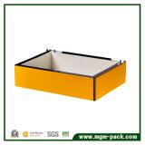 Venta caliente Simple Vaciar la caja de almacenamiento de madera