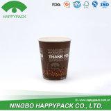 4oz / 8oz / 10oz / 12oz / 16oz Tazas de papel de Caffe Latte