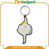 Pvc Keychain van de douane met Verschillende Stijlen