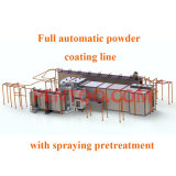 Высокая эффективность Powder Coating System для Electrostatic Powder Coating
