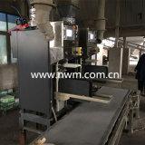 Empacotamento de saco de válvula de farinha de aço inoxidável