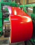 يغلفن فولاذ ملالي /Galvalume يلفّ فولاذ /PPGI ملالي, الصين معمل