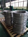ASTM A304 a soudé la pipe de bobine d'acier inoxydable/la tuyauterie de Chine