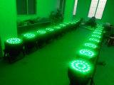 24 * 18W Rgbwuv LED PAR Can luz al aire libre