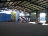 前設計された鉄骨構造の貯蔵室の建物