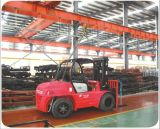 5ton tegen Diesel van het Saldo Vorkheftruck met Japanse Motor
