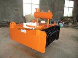 Separator van het Ijzer van de Landloper van Rcde de Hangende olie-Koelende Elektromagnetische voor de Minerale Lijn van de Verwerking