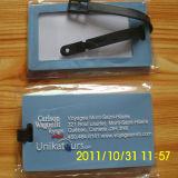 Бирка PVC авиакомпании мягкая (MF 008562)