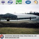 Sinoacme Edificio de estructura metálica de la luz de prefabricados