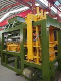 Blocco vuoto automatico Qt6-15 che fa macchina per la pianta del blocco e del mattone