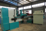Máquina de madeira automática do torno do CNC para Balusters da escada