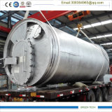 12ton Tyre zu Oil Refining Machine Shipped durch 40fr Container