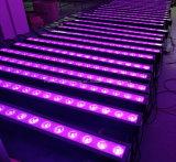Disco die Openlucht LEIDENE DMX Staaf Lichte 18*8W RGBW aansteken