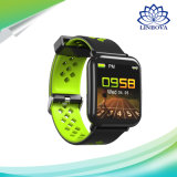 "1.3"" экрана IPS DM06 IP68 ЧСС фитнес-Stracker Smart браслет с GPS"