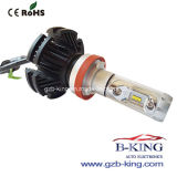 Bulb25WフィリップスZes LEDのヘッドライトごとの6000lm