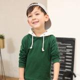 Maglietta felpata francese Hotsale del pullover di Hoodie del capretto spazzolata Hoodie del bambino del Terry