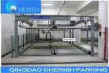 Sistema meccanico Alzare-Scorrevole di parcheggio di specialità con Ce