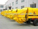 中国の熱い販売のJhの具体的なポンプトレーラーディーゼル具体的なポンプHbt60電気具体的なポンプ