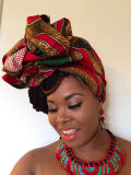 Stampa africana Headwrap di Ankara del turbante alla moda