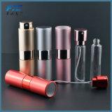 8ml de Fles van het Parfum van het Glas van het aluminium om Aluminium draai-omhoog