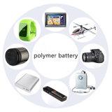 fonte de alimentação de 3.7V 900mAh bateria de polímero de lítio