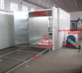Forno de revestimento em pó de alta eficiência de tamanho personalizado