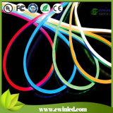 PVC材料SMD3528青いLEDネオンロープライト