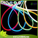 PVC 물자 SMD3528 파란 LED 네온 밧줄 빛