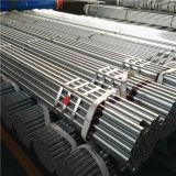 BS1387 Tubo de aço galvanizado padrão para gás natural ao ar livre