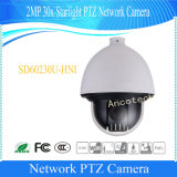 Cámara de vídeo al aire libre de la luz de las estrellas PTZ Digitaces de Dahua 2MP 30X (SD60230U-HNI)