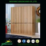 De houten Garderobe van Comités met Modern Ontwerp