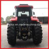 120HP alimentador agrícola, alimentador de granja de tracción a las cuatro ruedas (KAT 1204)