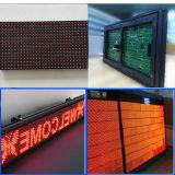 Vente en gros Prix de gros Message de défilement Tableau d'affichage LED Outdoor Amber Color