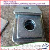 Stootkussen het Van uitstekende kwaliteit van de Leverancier van China/de Vierkante Wasmachine van de Wasmachine van het Gat Vlakke