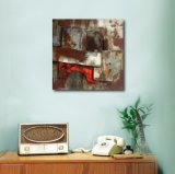 Pittura decorativa Handmade di 100%