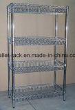 Porte-grilles à chrome chromé