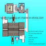 Cabine d'enduit pour le changement de couleur rapide avec ISO9001
