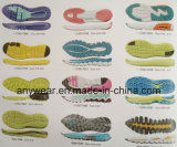 Md ЕВА Outsoles Phylon подошв вскользь ботинок комфорта (ЕВА f 5-10)
