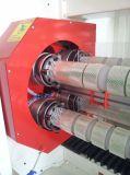 Gl-709自動二重刃BOPPの粘着テープ及びプラスチックフィルムロール打抜き機