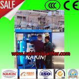 En línea al vacío portátil purificación de aceite del transformador de la máquina, Planta de Tratamiento de Aceite